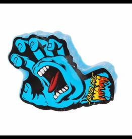 SANTA CRUZ SCREAMING HAND CURB WAX