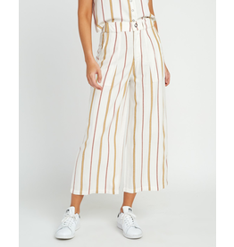 RVCA FULLY NOTED STRIPED PANTS