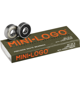 mini logo MINI LOGO BEARING SET