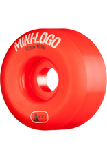 MINI LOGO MINI LOGO A-CUT 52mm WHEELS (RED)