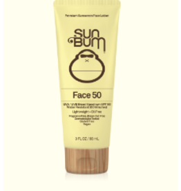 SUN BUM Original Sunscreen Face Lotion - SPF 50 - 3oz