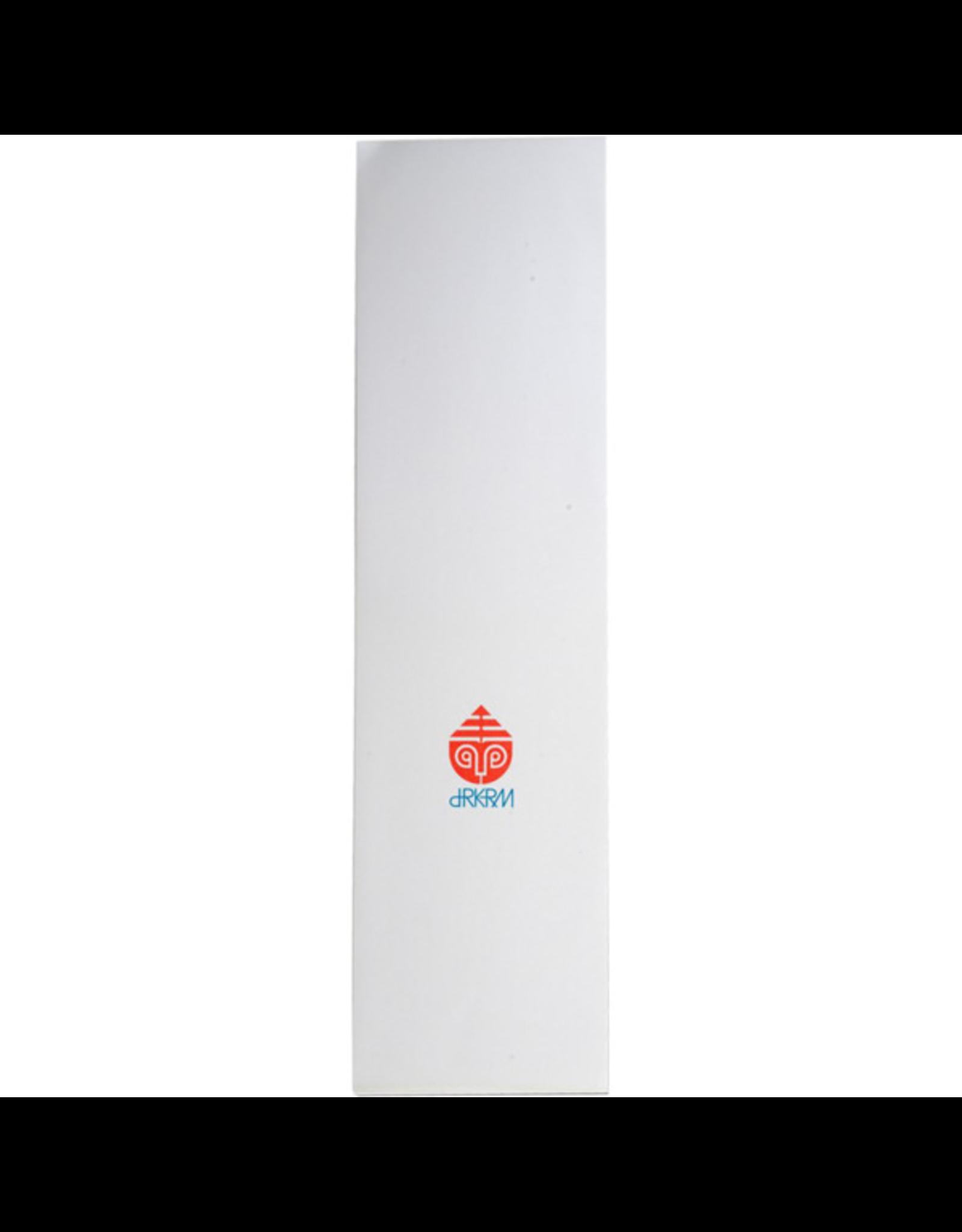 DARKROOM DARKROOM WHITE GRIP TAPE SHEET WITH SENTRY PRINT LOGO (9X33)