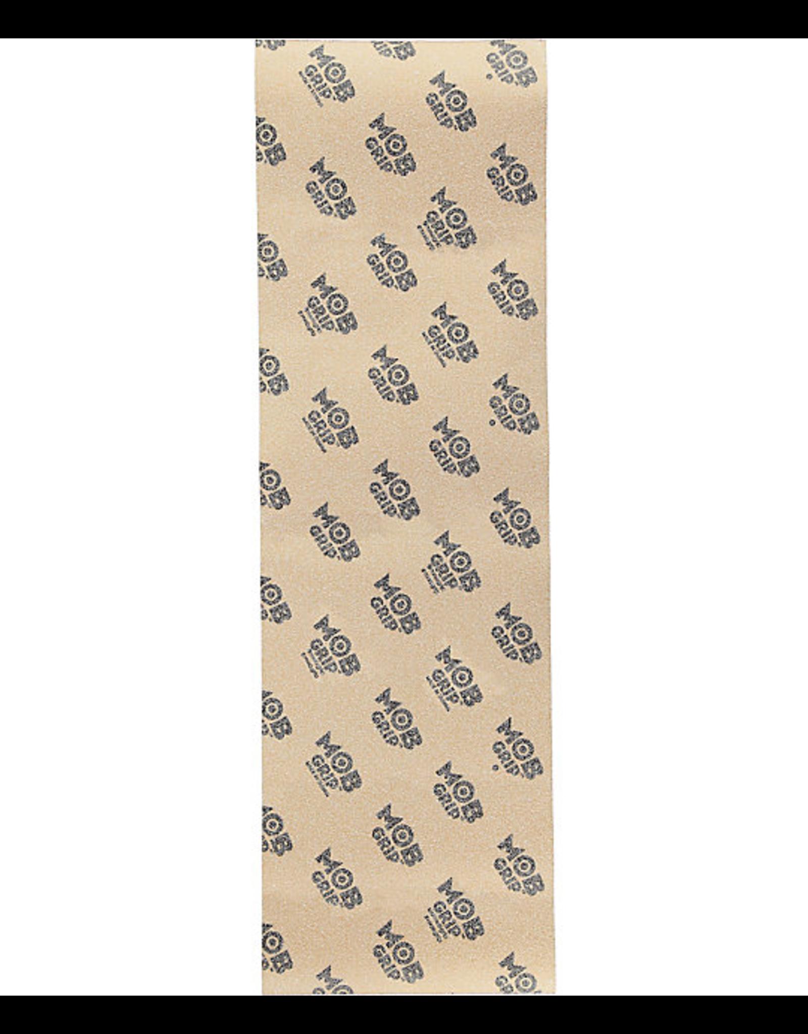 MOB COARSE CLEAR GRIP TAPE SHEET (10X33)