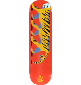 THE FRIEND SHIP THE FRIEND SHIP SKATEBOARD COMPANY TIGER DECK- 8""