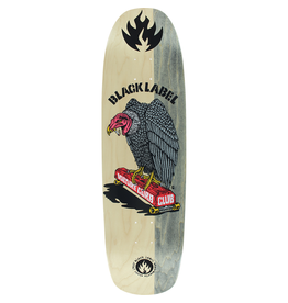 BLACK LABEL BLACK LABEL VULTURE CURB CLUB DECK- 8.88""