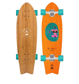 PRISM SKATE CO. Prism Captain Mulga Cruiser Skateboard