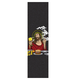 BLIND BLIND SKATEBOARDS SMOKING JESUS GRIP SHEET (9X33)