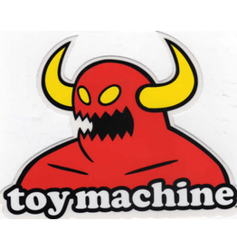 TOY MACHINE MONSTER DECAL