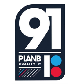 PLAN B TEAM 91 DECAL