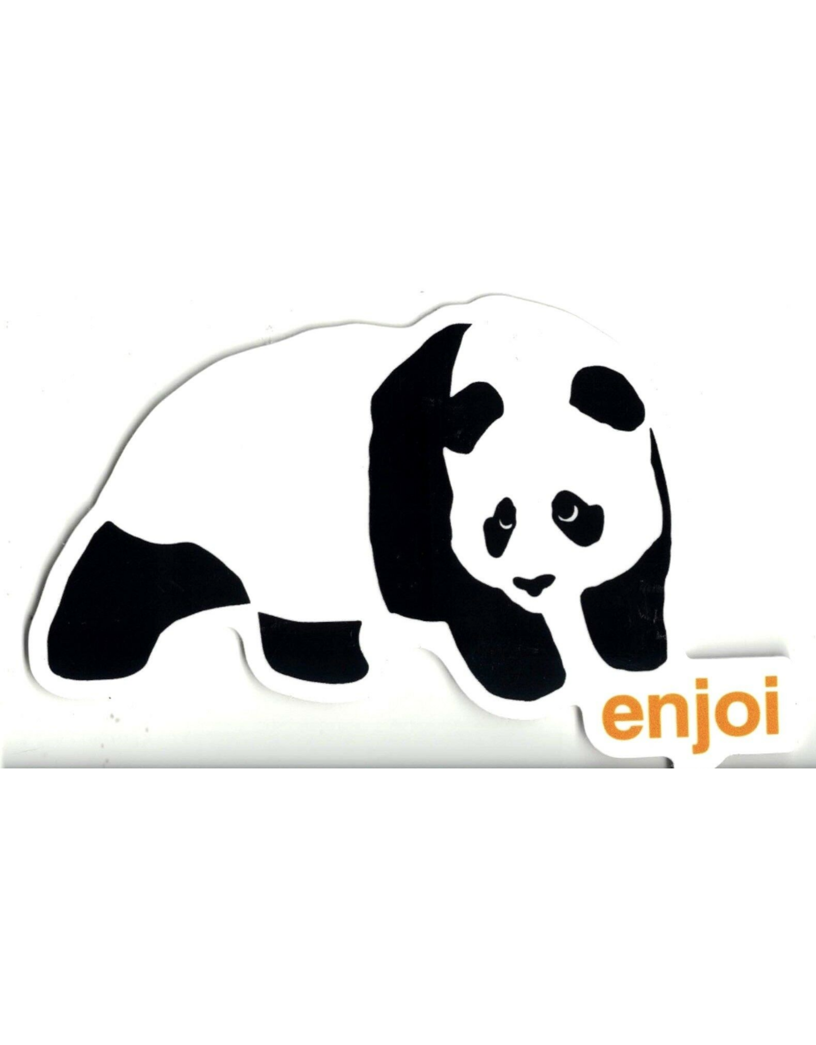 ENJOI PANDA DECAL
