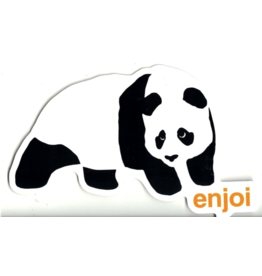 ENJOI PANDA DECAL