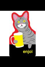 ENJOI DRINKING BUDDIE DECAL