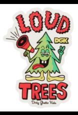 DGK LOUD TREES DECAL