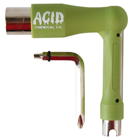 ACID ACID SPACE SKATE TOOL (GREEN)