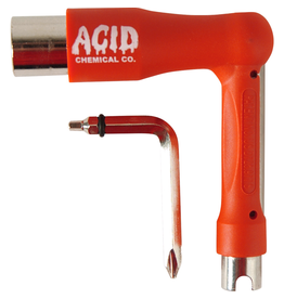 ACID ACID SPACE SKATE TOOL (RED)