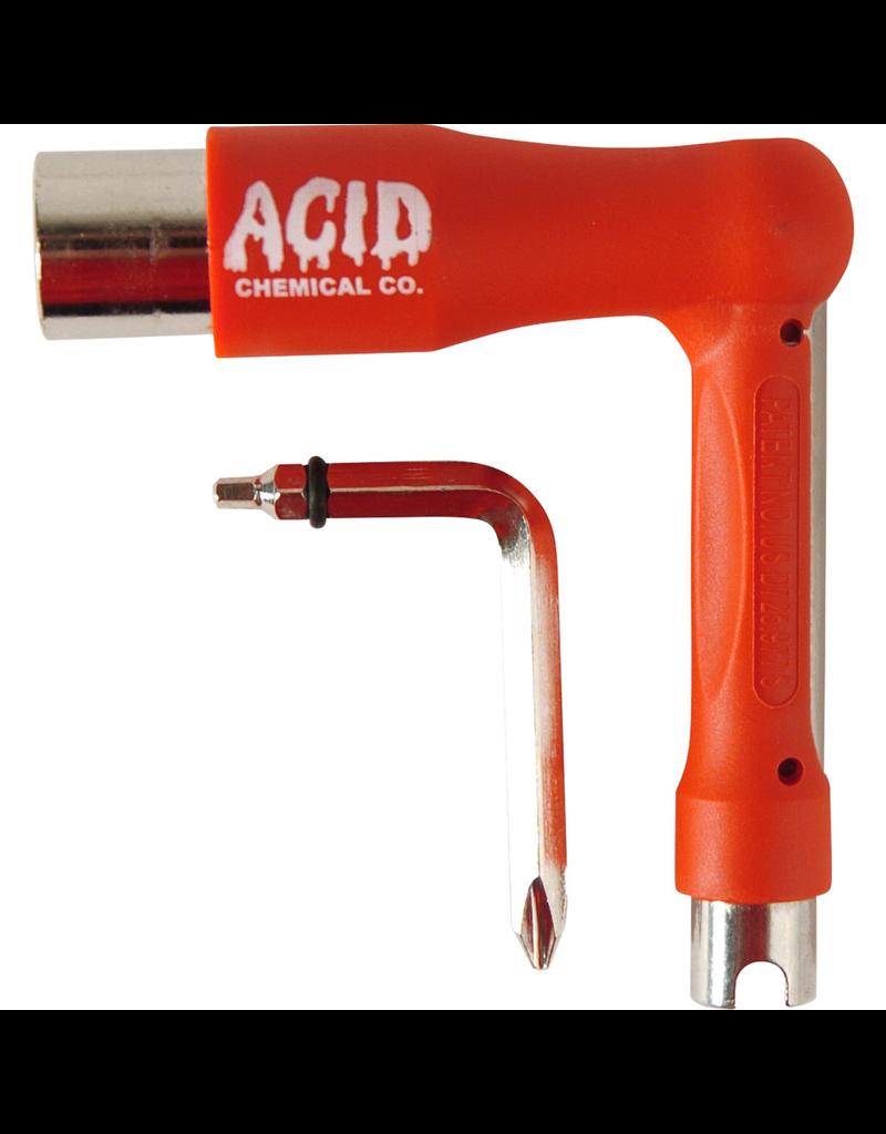 ACID ACID SPACE SKATE TOOL (RED)