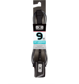 OCEAN & EARTH O&E REGULAR SUP/LB LEASH 9' BLACK