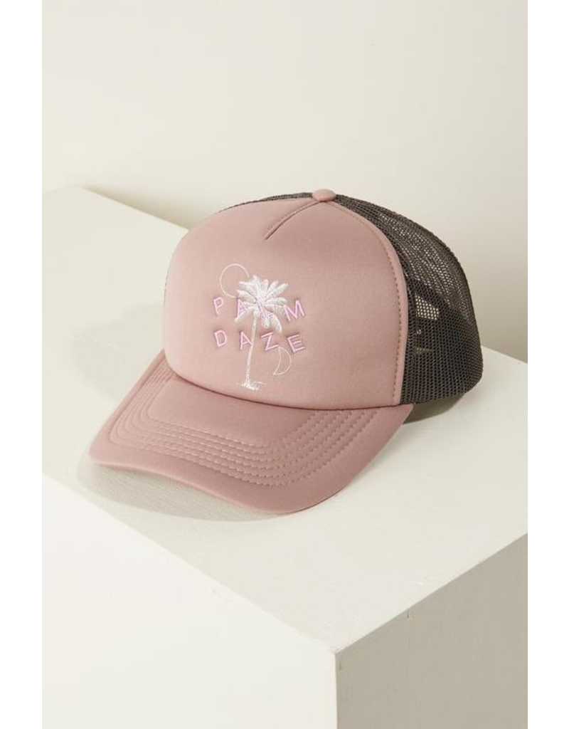 ONEILL O'NEILL PALM DAZE TRUCKER HAT