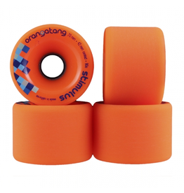 ORANGATANG ORANGATANG 70MM, 80A STIMULUS ORANGE (SET OF 4)