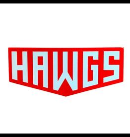 HAWGS STICKER