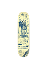 ANTI HERO ANTI-HERO ANDERSON WE FLY II 8.5 FULL SHAPE SKATEBOARD DECK
