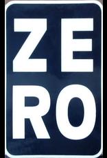 ZERO BOLD STICKER
