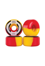 ORBS APPARITIONS SPLITS - 54MM - RED/YELLOW
