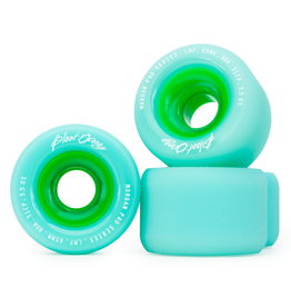 BLOOD ORANGE BLOOD ORANGE MORGAN PRO SERIES 65MM/80A SEAFOAM WHEELS