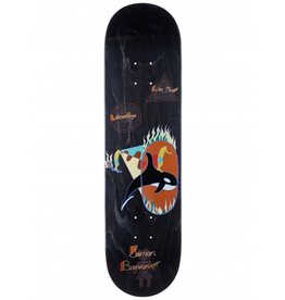 "GIRL Girl Skateboards Simon Bannerot One-Off Skateboard Deck - 8.25"" x 31.875"""