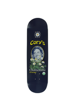 "GIRL Girl Skateboards Cory Kennedy One-Off Chamomile Skateboard Deck - 8.5"" x 32"""