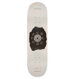 "SOVRN Sovrn Skateboards Grenwood Maze Skateboard Deck - 8.25"" x 32"""