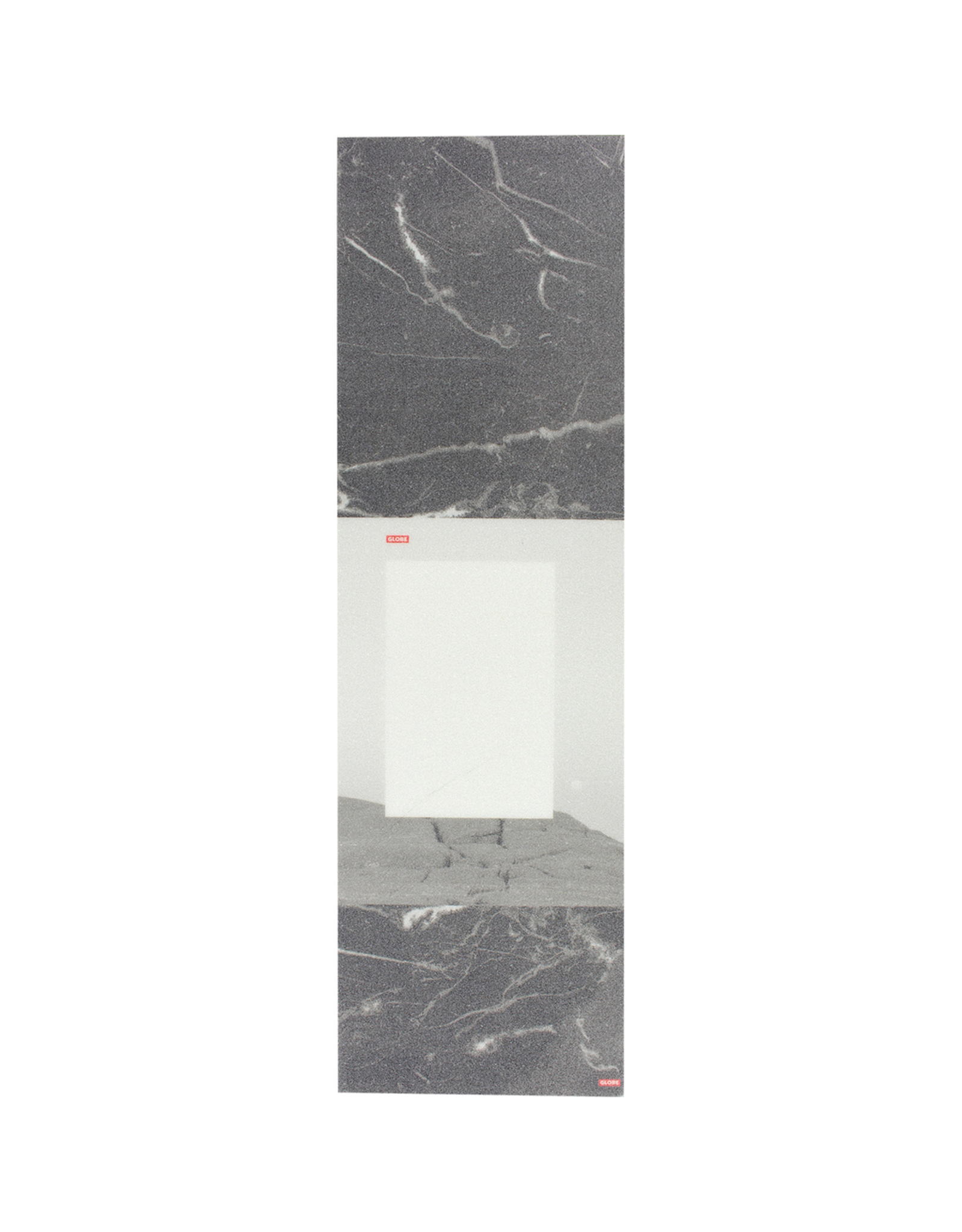 "GLOBE Globe Perforated Clear Crevice Griptape - 10"" x 36"""