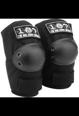 187 187 Killer Pads Standard Black Elbow Pads - Large