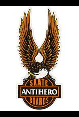 ANTI HERO NOTHING'S FREE STICKER