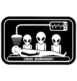ALIEN WORKSHOP ABDUCTION DECAL
