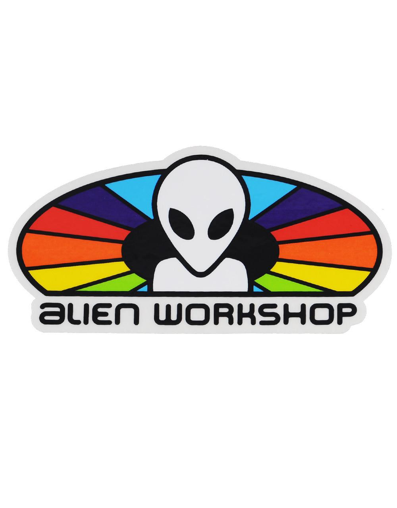 ALIEN WORKSHOP SPECTRUM DECAL