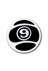 SECTOR 9 LARGE 9 BALL DECAL