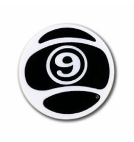 SECTOR 9 SMALL 9 BALL DECAL