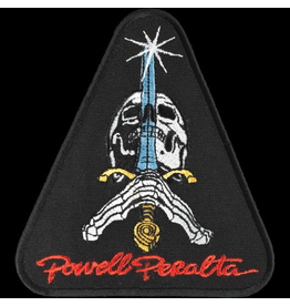 POWELL Powell Peralta Skull and Sword Patch