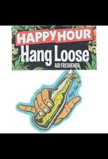 HAPPY HOUR Happy Hour Air Freshener Hang Loose