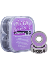 BRONSON SPEED CO. Bronson Speed Co Nora Vasconcellos G3 Skateboard Bearings
