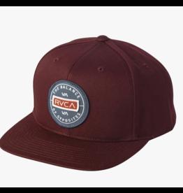 RVCA NAVIGATE SNAPBACK HAT