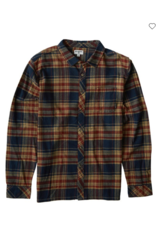 BILLABONG Coastline Long Sleeve Flannel Shirt