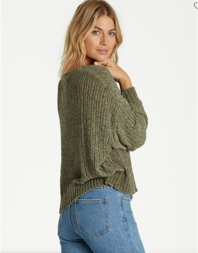 BILLABONG Higher Ground Sweater