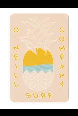 ONEILL O'NEILL Grace Pineapple Sticker