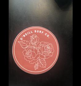ONEILL O'NEILL ROSE CIRCLE STICKER