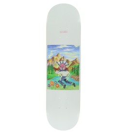 "BAKER Baker Skateboards Elissa Steamer JollyMan Skateboard Deck - 8"" x 32"""