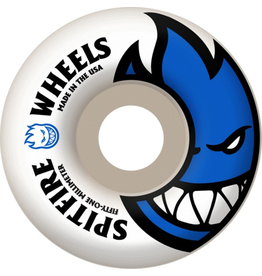 SPITFIRE SPITFIRE BIGHEAD 51MM WHITE/BLUE WHEELS