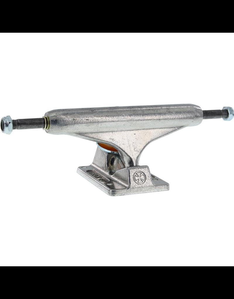 """INDEPENDENT Independent Stage 11 - 139mm Standard Polished Skateboard Trucks - 5.39"""" Hanger 8.0"""" Axle (Set of 2)"""