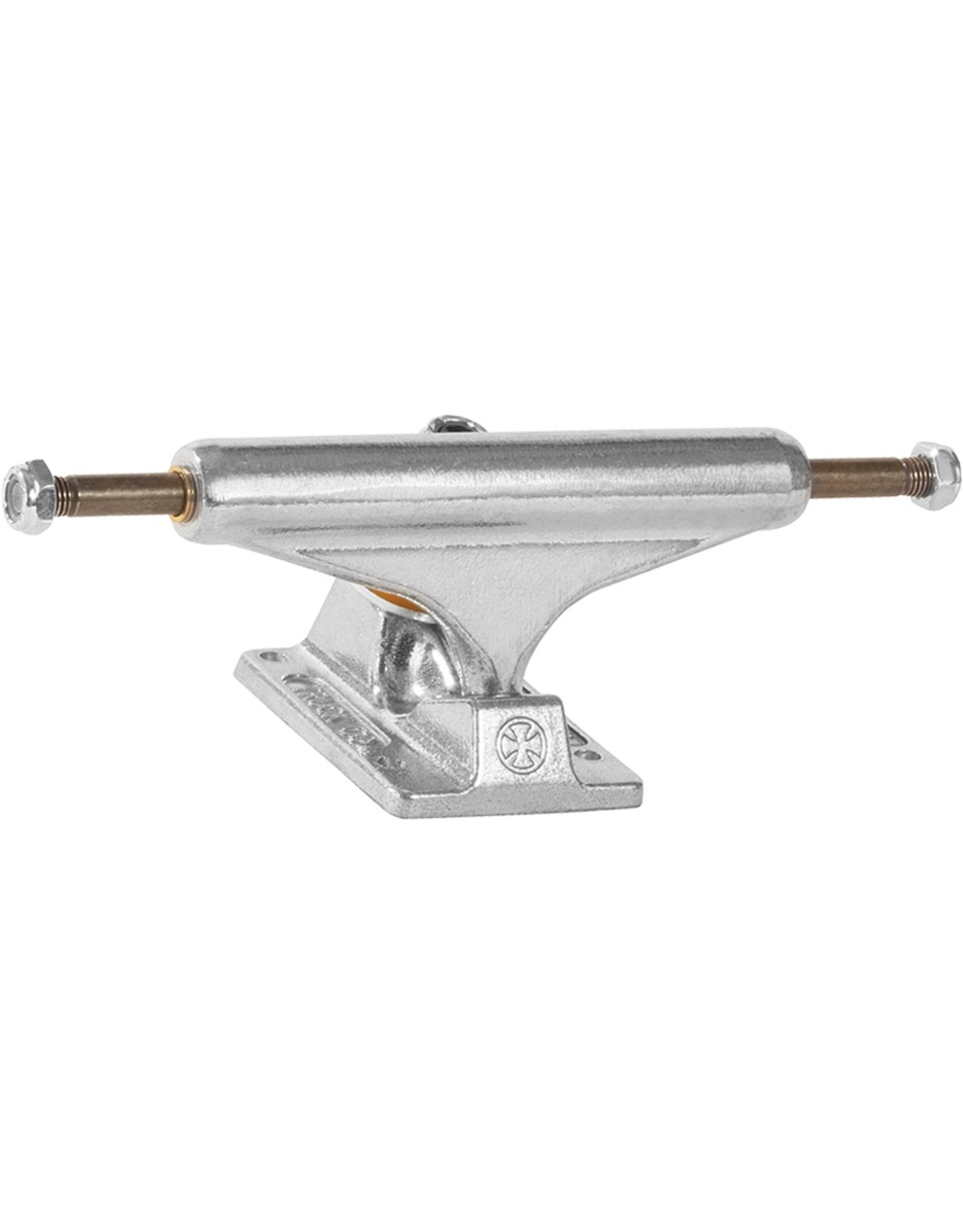 "INDEPENDENT Independent Stage 11 - 144mm Standard Polished Skateboard Trucks - 5.67"" Hanger 8.25"" Axle (Set of 2)"
